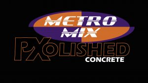 Metromix polished concrete logo