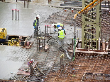 Precautions To Take When Pouring Concrete In Extreme Cold