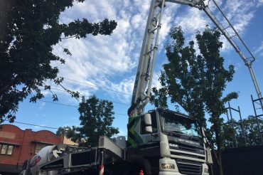 Concrete Pumping Recommendations