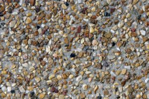 Exposed-aggregate