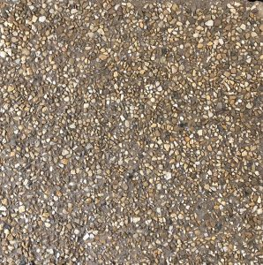 exposed aggregate concrete